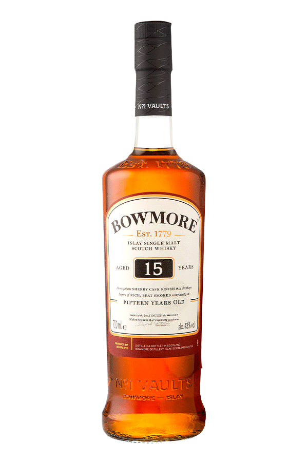 Bowmore® 15 Year Old
