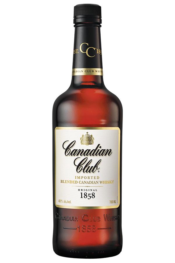 Canadian Club® 1858
