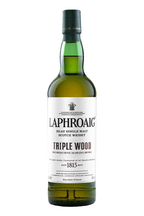 Laphroaig® Triple Wood